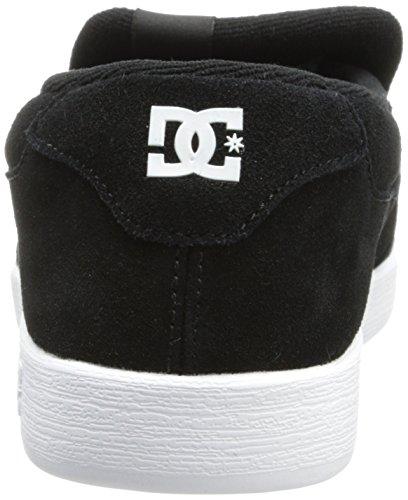 Dc Heren Schurk Tx Slip-on Skate Schoen Zwart Grafisch
