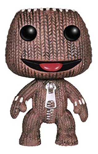 Big Boy Toys Games : Funko pop games little big planet sack boy action figure