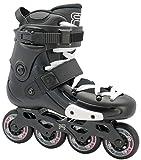 FR Skates FRX 80 2019 - Inline Skates for Freeride, Slalom, City Skating. Popular French Brand (M US 11 / EU44)