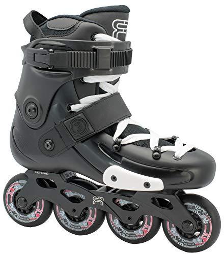 FR Skates FRX 80 2019 - Inline Skates for Freeride, Slalom, City Skating. Popular French Brand (M US 11 / EU44) (Best Ice Skates 2019)