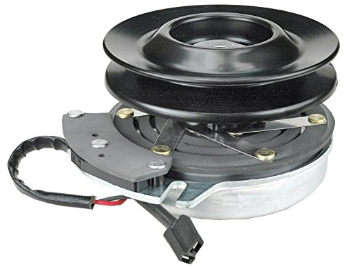 (Maxpower 14229 Electric PTO Clutch Replaces Bad Boy 070-0050-00, Cub Cadet 717-04552, 917-04552A, 91704552, and Warner 5219-98 )