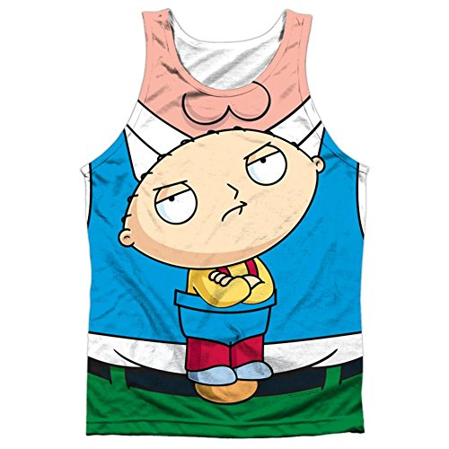 Tank Top: Family Guy- Stewie Carrier Costume