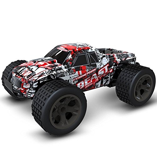 Balai RC Remote Control Off-road Car 2.4Ghz Radio Controlled Vehicle 1:20 4WD Electric Rock Crawler Truck, Best Xmas Gift for Kids Adults 2 Channel Rc Radio Controlled