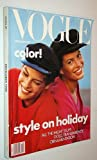 Vogue (US) Magazine, December 1988 - Cover Photo of Linda Evangelista and Carre Otis