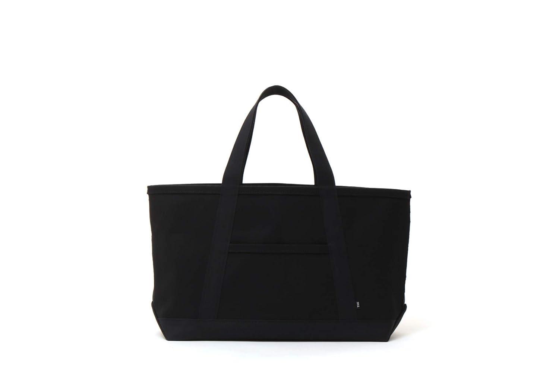 THE(ザ) 装飾雑貨(ファッション小物) BLACK M THE TOTE BAG Mサイズ 1001-0903-201-13 B07K6GTN9G BLACK Medium