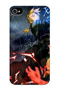 Sanp On Case Cover Protector For Iphone 4/4s (fma Full Metal Alchemist)