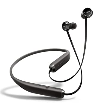 245bbe18325 SOL Republic Shadow Wireless Headphones - Bluetooth Neckband Earphones,  Immersive Sound Earbuds, Mic,