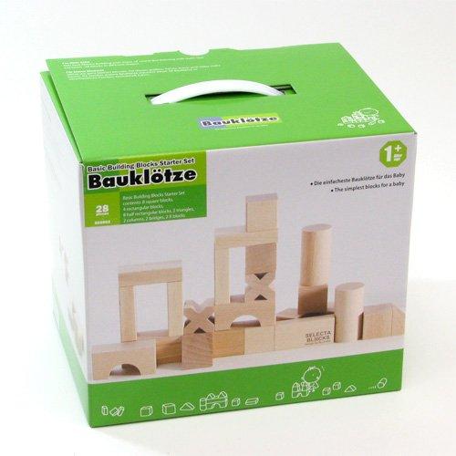 Blocks Starter Set for Small-Shiraki selector, Inc. Germany>