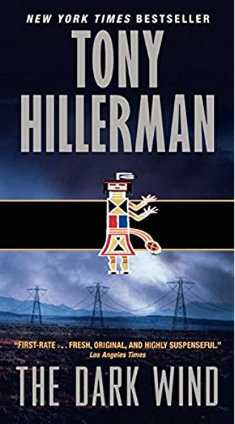 Amazon.com: The Dark Wind (9780062018021): Tony Hillerman: Books
