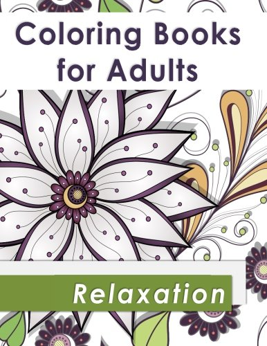 Coloring Books For Adults Relaxation Over 45 Lovely