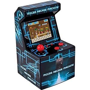 Amazon Es Ital Mini Recreativa Arcade 250 Juegos 16 Bits