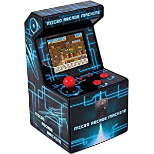 ITAL - Mini Recreativa Arcade, 250 Juegos, 16 bits