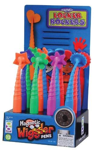 Geddes Magnetic Wiggler Pen Assortment - Set of 12