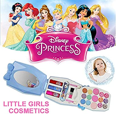 Disney Ice Princess Makeup Box Toys Set - 22Pcs Kit De ...