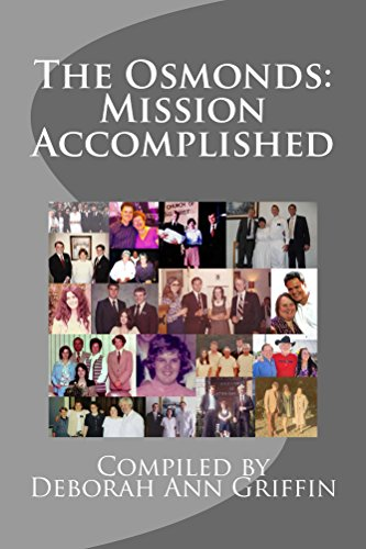 The Osmonds: Mission Accomplished