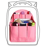 xhorizon SR Purse Organizer Insert Purse Handbag Tote Bag,Bag in Bag Organizer