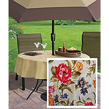 Amazon Com Newbridge Nicolette Floral Pattern Indoor