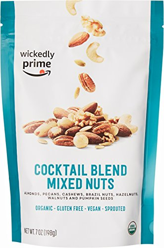 wickedly prime sprouted almonds buyer's guide