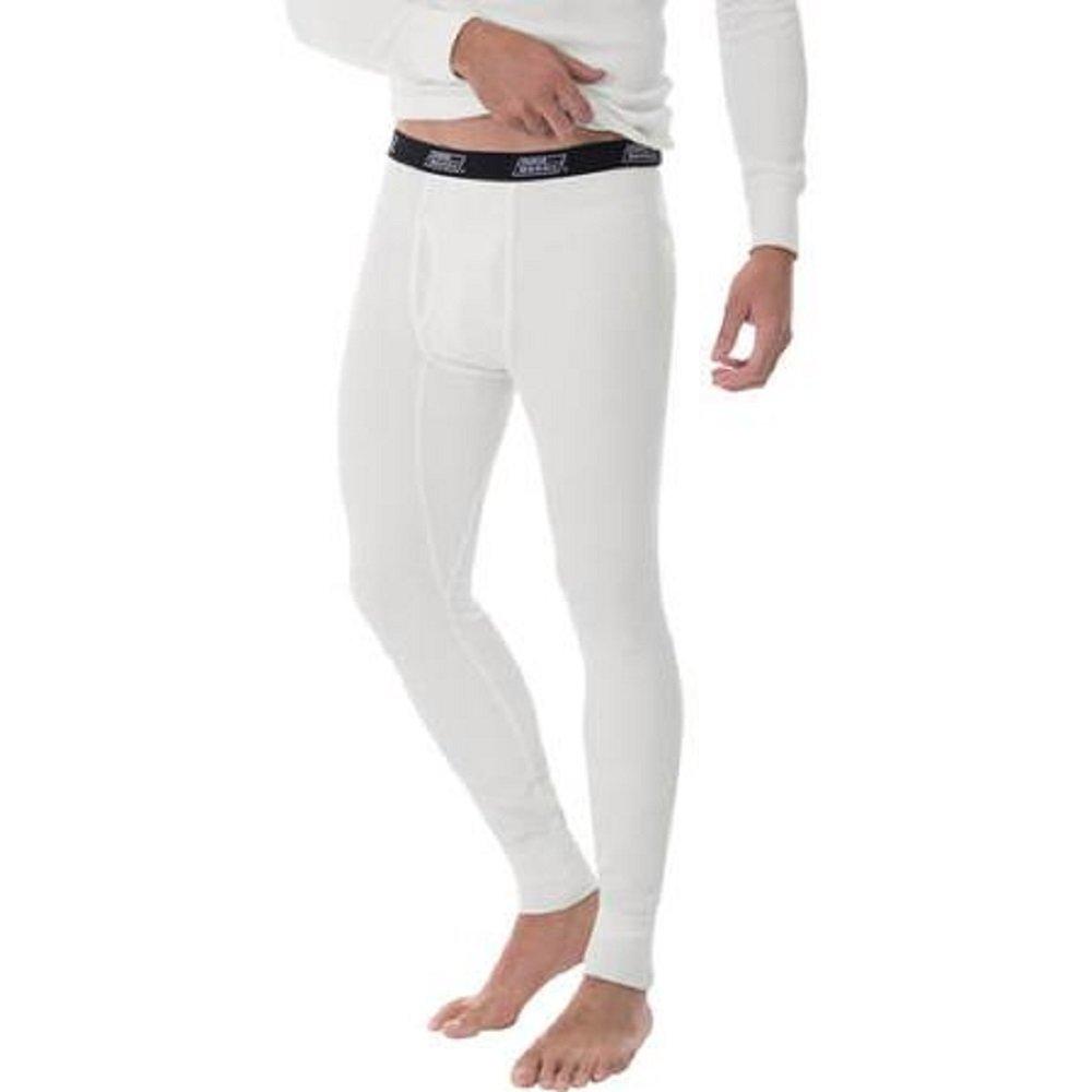 Dickies Men's Heavy Weight Work Thermal Pant Underwear (Large (Waist 36''-38''), Natural) by Dickies