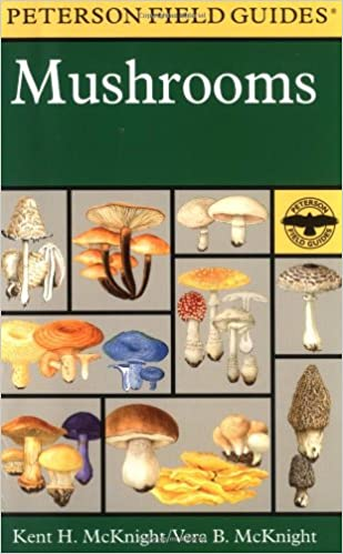 A Field Guide to Mushrooms: North America (Peterson Field Guides)