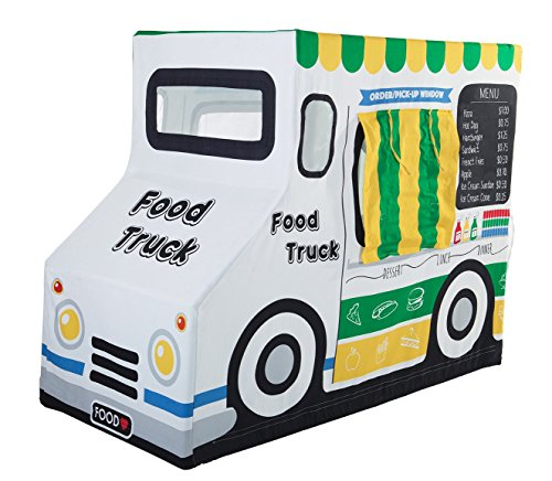 Pacific Play Tents Kids Cotton Canvas Food Truck Playhouse - 50