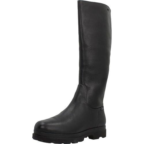 3d38ccf764e81 Camper 1980 K400005 001 - Botas para Mujer Negro Negro 38  Amazon.es   Zapatos y complementos