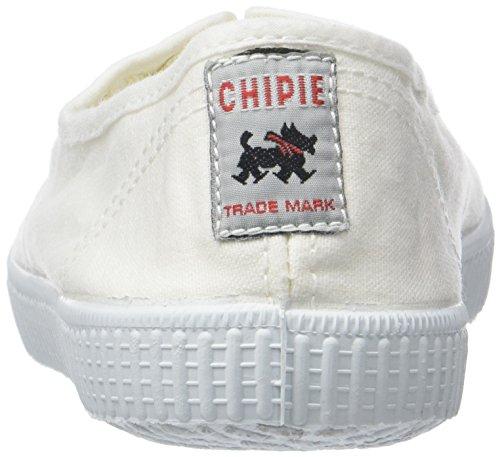 Chipie 747725, Scarpe da Ginnastica Bambini bianco