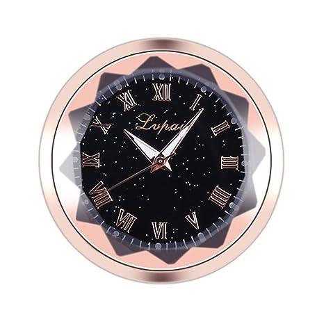 Amazon com: JUST N1 Car Clock Dashboard Ornament Friend