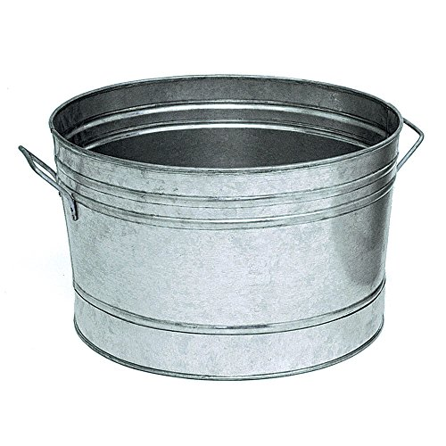 metal tubs with stand - 8