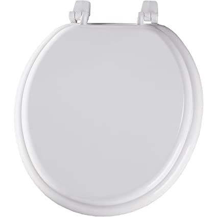 Remarkable Bemis 30015 000 Round Closed Front Toilet Seat White Onthecornerstone Fun Painted Chair Ideas Images Onthecornerstoneorg