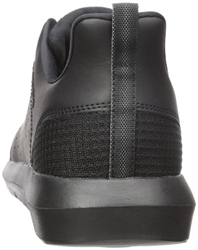 Running Foreflex Black Skechers Uomo Scarpe Nero 6qY6xwACO