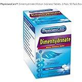 DIMENHYDRENATE TBLTS MOTION SICKNESS 2PK 50/BOX