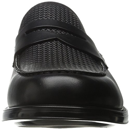 Black on Loafer Neil Textured Slip Aquatalia Men's StxUY