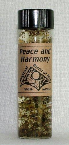 (Peace & Harmony Magickal Oil)