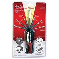 Apollo Precision Tools DT1719 Linterna Mr. 7 Manos