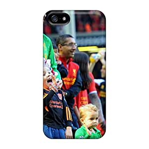 High-quality Durable Protection Case For Iphone 5/5s(napoli Pepe Reina After A Match)