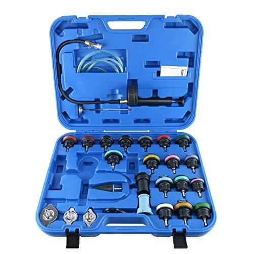 FreeTec Universal Radiator Pressure Tester Cooling System Tester Leaking Tester