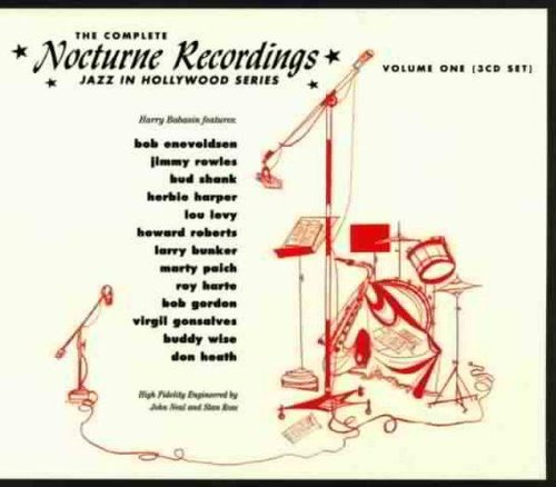 (Complete Nocturne Recordings: Jazz Series)