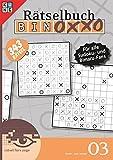 Binoxxo Rätselbuch 03 (Binoxxo Rätselbuch / Logik-Rätsel)
