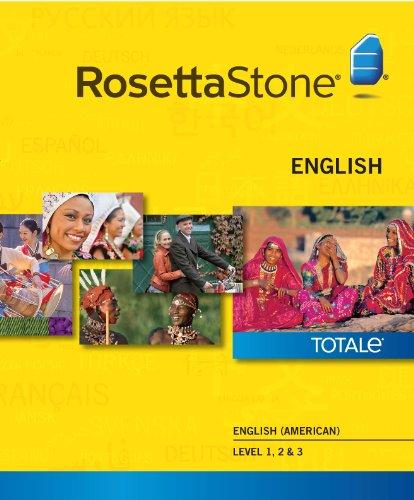 Rosetta Stone English (American) Level 1-3 Set for Mac [Download]
