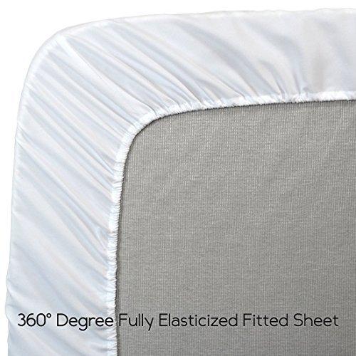 fitted bottom sheet premium 1800 ultra soft wrinkle resistant microfiber new ebay. Black Bedroom Furniture Sets. Home Design Ideas