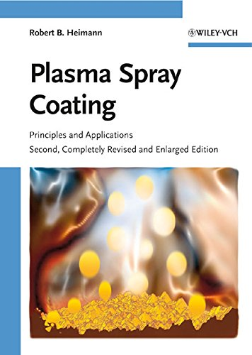 Plasma Spray Coating: Principles and Applications