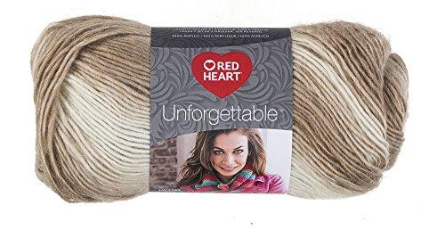 Red Heart Boutique Unforgettable Yarn, Cappuccino (E793-9942) ()