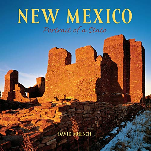 - New Mexico: Portrait of a State (Portrait of a Place)