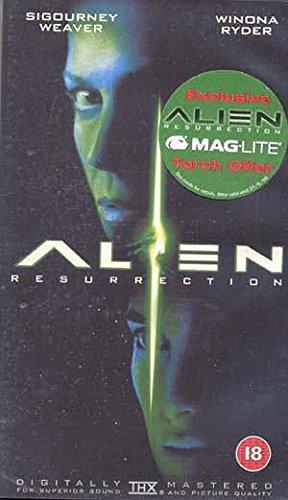 Alien 4 - Alien Resurrection [Alemania] [VHS]: Amazon.es ...