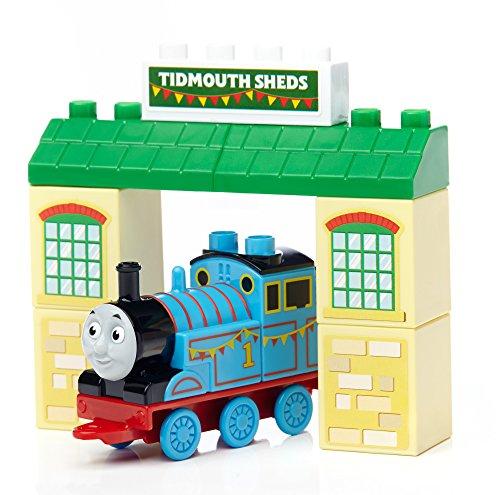 Mega Bloks Thomas & Friends Buildable Engine Toy Figure