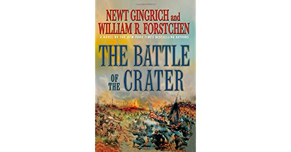 Amazon.com: The Battle of the Crater: A Novel (9780312607104 ...