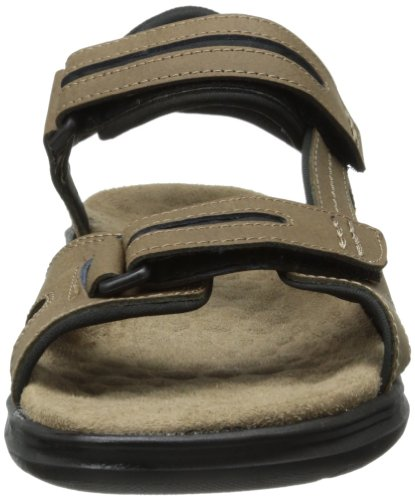 Dockers Heren Solano Gladiator Sandalen Tan