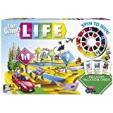 jesilo Spin to Win Game of Life Classic Family Board Game Board Game Educational Board Games (Multi-Colour) Educational…