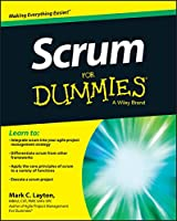 Scrum For Dummies Front Cover